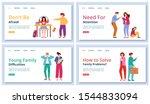 trouble relationship landing...   Shutterstock .eps vector #1544833094