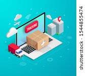 tracking service online...