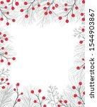 christmas background . vector... | Shutterstock .eps vector #1544903867