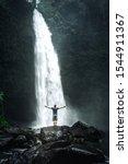 Beautiful Nungnung Waterfall I...