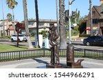 Long Beach  California  Oct. 1...