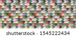 abstract geometric  background  ...   Shutterstock . vector #1545222434