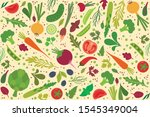 vector collection of fresh... | Shutterstock .eps vector #1545349004