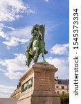 Monument Of Jeanne D\'arc  Joan...