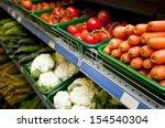 Various Vegetables On Display...