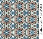 mandala vector pattern | Shutterstock .eps vector #154546844