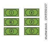 money  finance business and...   Shutterstock .eps vector #1545550157