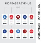 increase revenue nfographic 10...