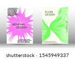 minimal vector coverage....   Shutterstock .eps vector #1545949337