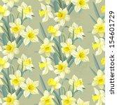 Seamless Vintage Pattern Lush...