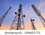 Telecommunication Tower With A...