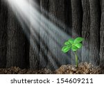 discover opportunity and... | Shutterstock . vector #154609211