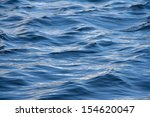 Ripple On The Surface Of The...