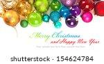 Christmas Colored Balls