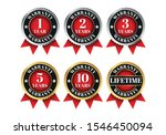 quality certification warranty... | Shutterstock .eps vector #1546450094