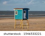 Safe House On The Beach Of...
