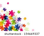 Color Puzzle Background For...