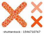 delete mosaic of rugged items...   Shutterstock .eps vector #1546710767