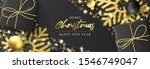 christmas and new year... | Shutterstock .eps vector #1546749047
