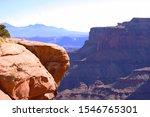 Large Sandstone Boulder Is...
