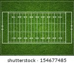 american football field | Shutterstock .eps vector #154677485