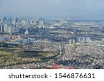 aerial view to different size... | Shutterstock . vector #1546876631