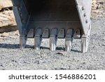 Excavator Bucket. The Bucket...