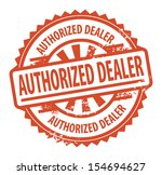 abstract grunge rubber stamp... | Shutterstock .eps vector #154694627