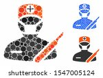 surgeon composition of round...   Shutterstock .eps vector #1547005124