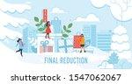 final reduction on winter... | Shutterstock .eps vector #1547062067