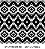 seamless geometric pattern in... | Shutterstock . vector #154709081