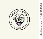 Watchdog Logo Design Vector...