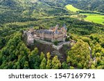 Aerial Panorama Of Burg...