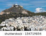 View Of Mount Lycabettus In...