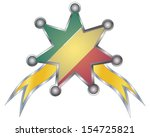 medal with the national flag of ...   Shutterstock .eps vector #154725821