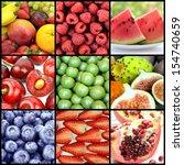 delicious fruits | Shutterstock . vector #154740659