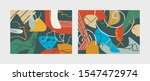 abstract doodle background....   Shutterstock .eps vector #1547472974