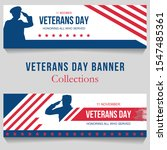 Veterans Day Banner Collections ...