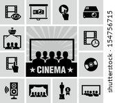 Постер, плакат: Movies icon