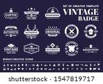 vintage retro vector for banner ... | Shutterstock .eps vector #1547819717