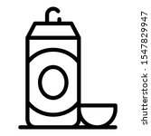 healthy shaving foam icon.... | Shutterstock .eps vector #1547829947