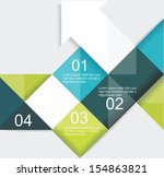 modern design. can be used for... | Shutterstock .eps vector #154863821