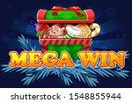 christmas mega win. screen...