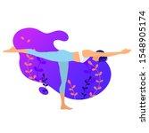 illustrations for beauty  spa ... | Shutterstock .eps vector #1548905174