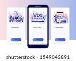 black friday big sale concept.  ...   Shutterstock .eps vector #1549043891
