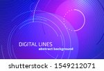 abstract color background.... | Shutterstock .eps vector #1549212071