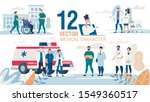 doctors  medical experts ...   Shutterstock .eps vector #1549360517