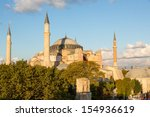 hagia sophia | Shutterstock . vector #154936619
