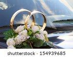 A Flower Arrangement With Big...