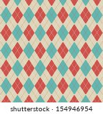 Argyle Vector Abstract Pattern...
